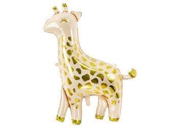 Balon foliowy Żyrafa - 80 x 102 cm
