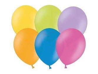 Balony Celebration 23 cm - mix kolorów - 100 szt.