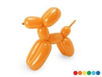Balony modeliny pastelowe z pompką - 130 cm - mix - 30 szt.