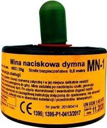 MINA NACISKOWA - Dymna - Paintball - ASG - MN-1 - B&G