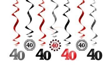Świderki Forty - 40 czterdzieści mix - 60 cm - 7 szt.