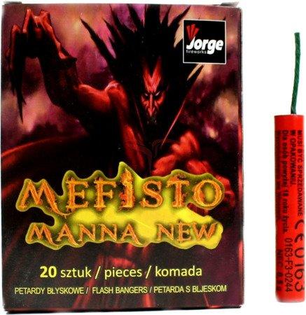 WŁOSKIE PETARDY MEFISTO MANNA - MA2 - Jorge