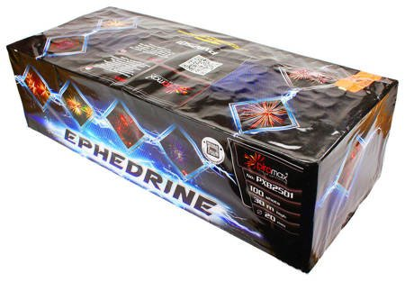 WYRZUTNIA EPHEDRINE - PXB2501 - Piromax