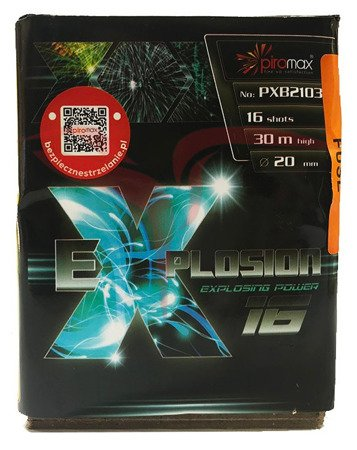 WYRZUTNIA EXPLOSION 16 - PXB2103 - Piromax